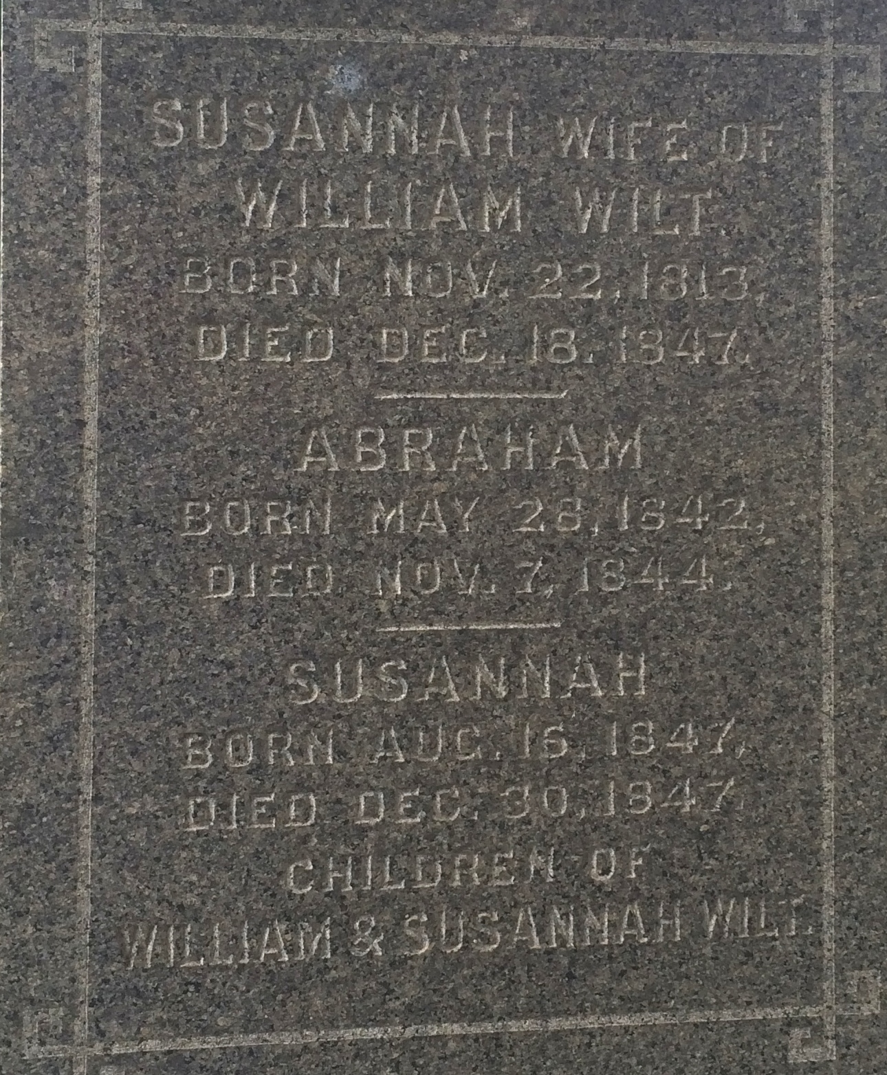 Susanna Wilt
