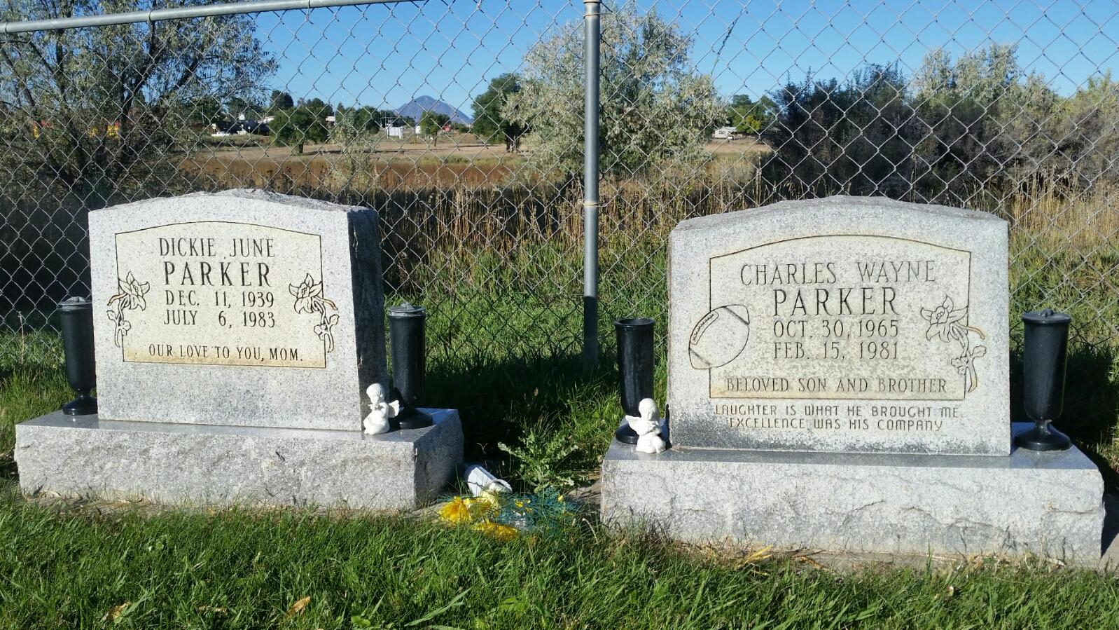 Dickie June <i>Batt</i> Parker