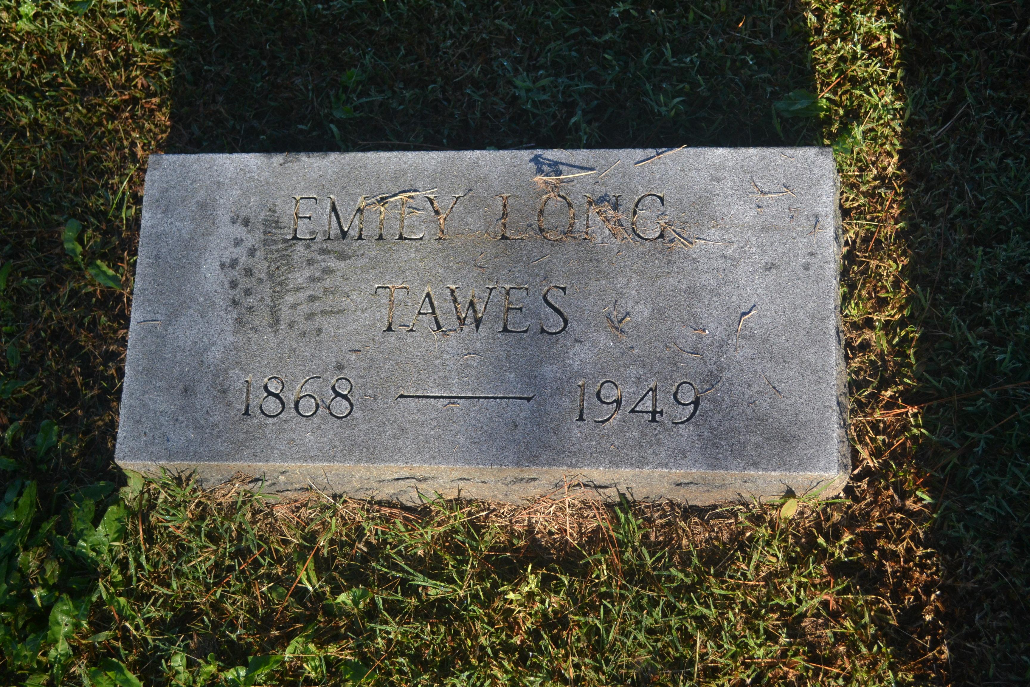 Emily Long Tawes