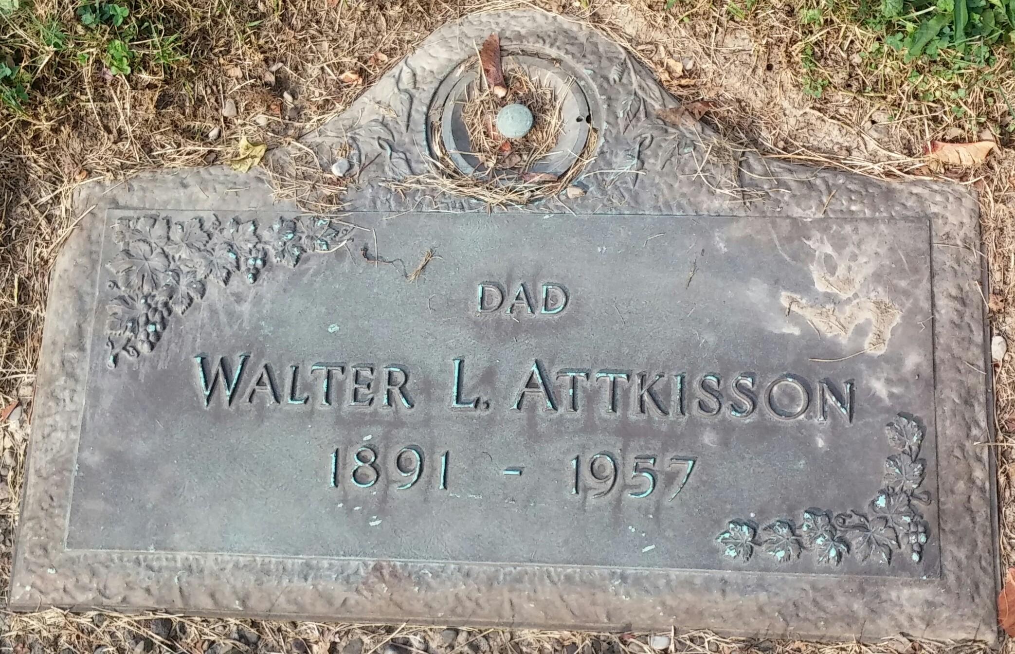 Walter L. Attkisson