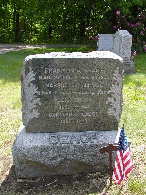Harriet K. <i>McMaster</i> Beach