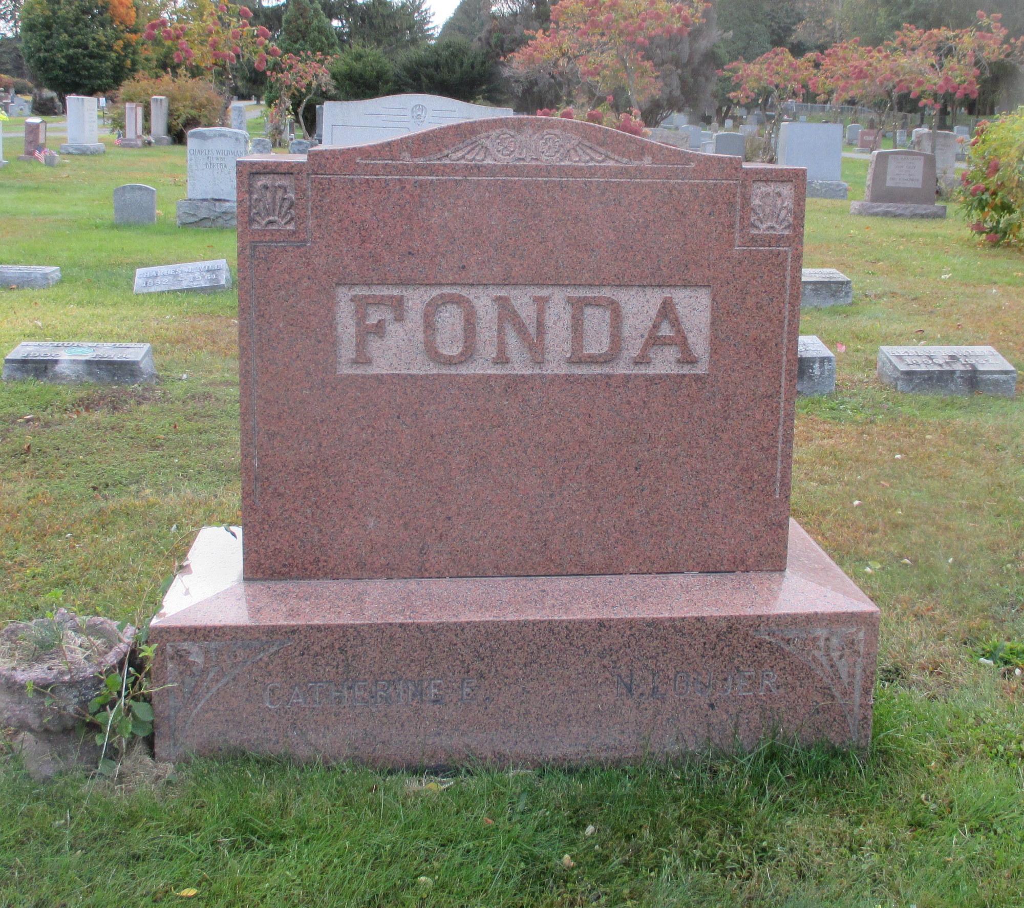 Noah Loujer Fonda