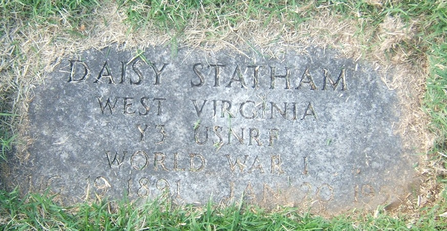 Daisy Pearl <i>McCualsky</i> Statham
