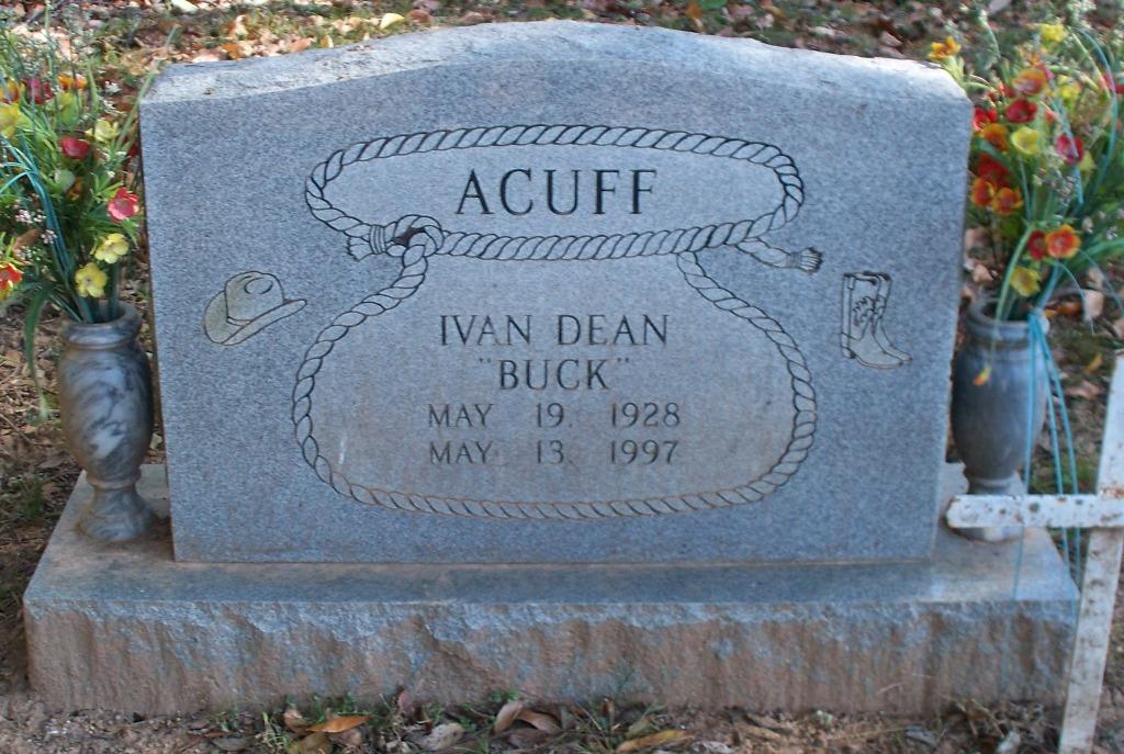 Ivan Dean Buck Acuff