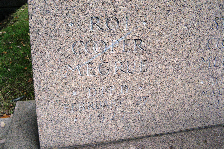 Roi Cooper Megrue