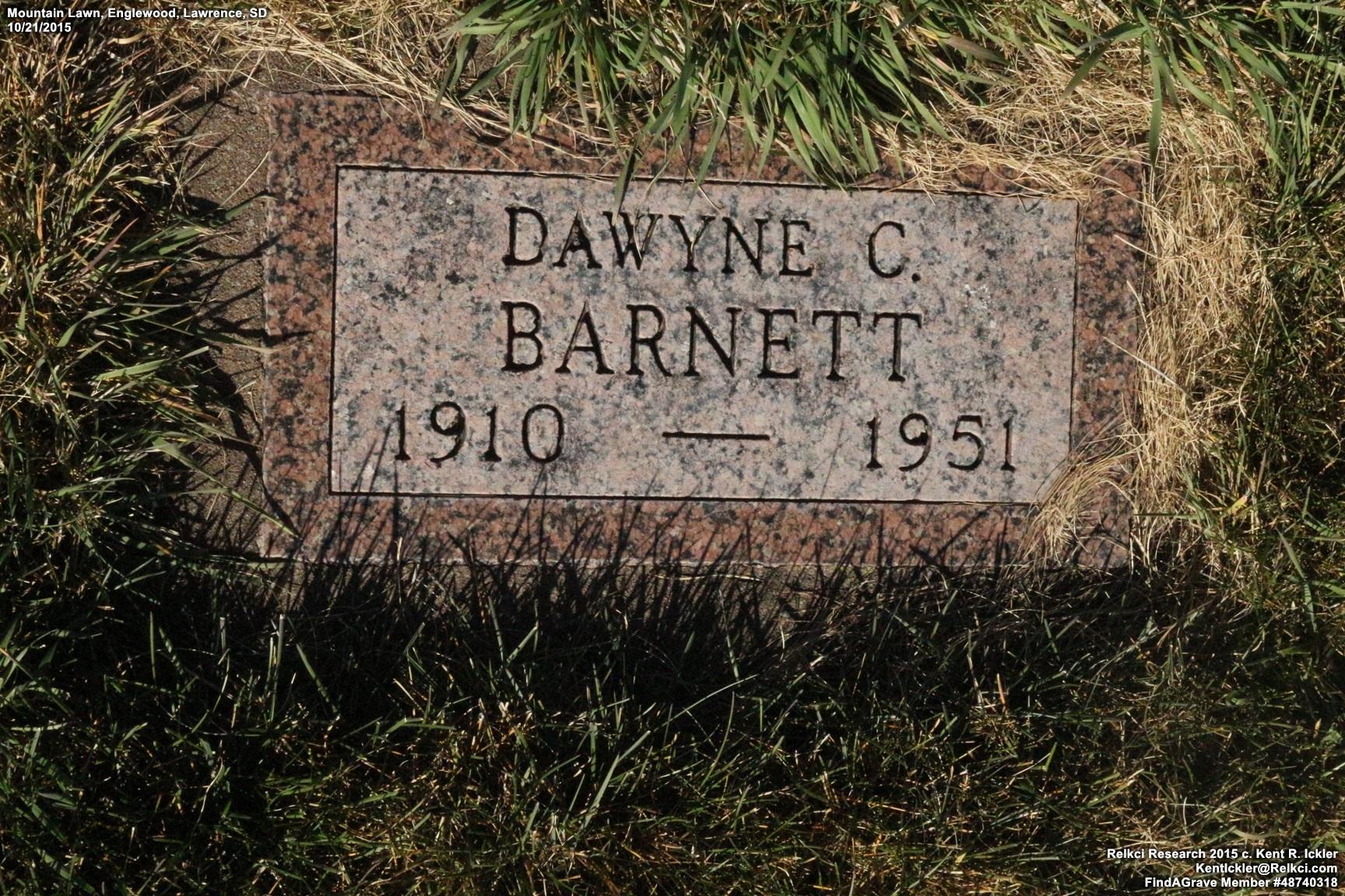 Dwayne Barnett