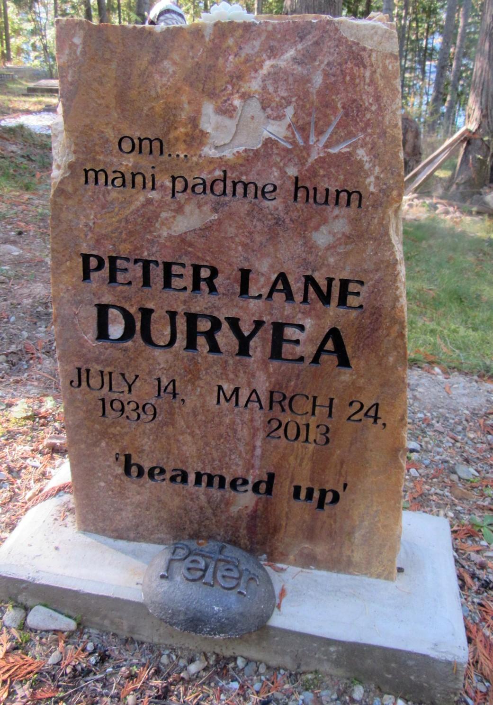 Peter Lane Duryea