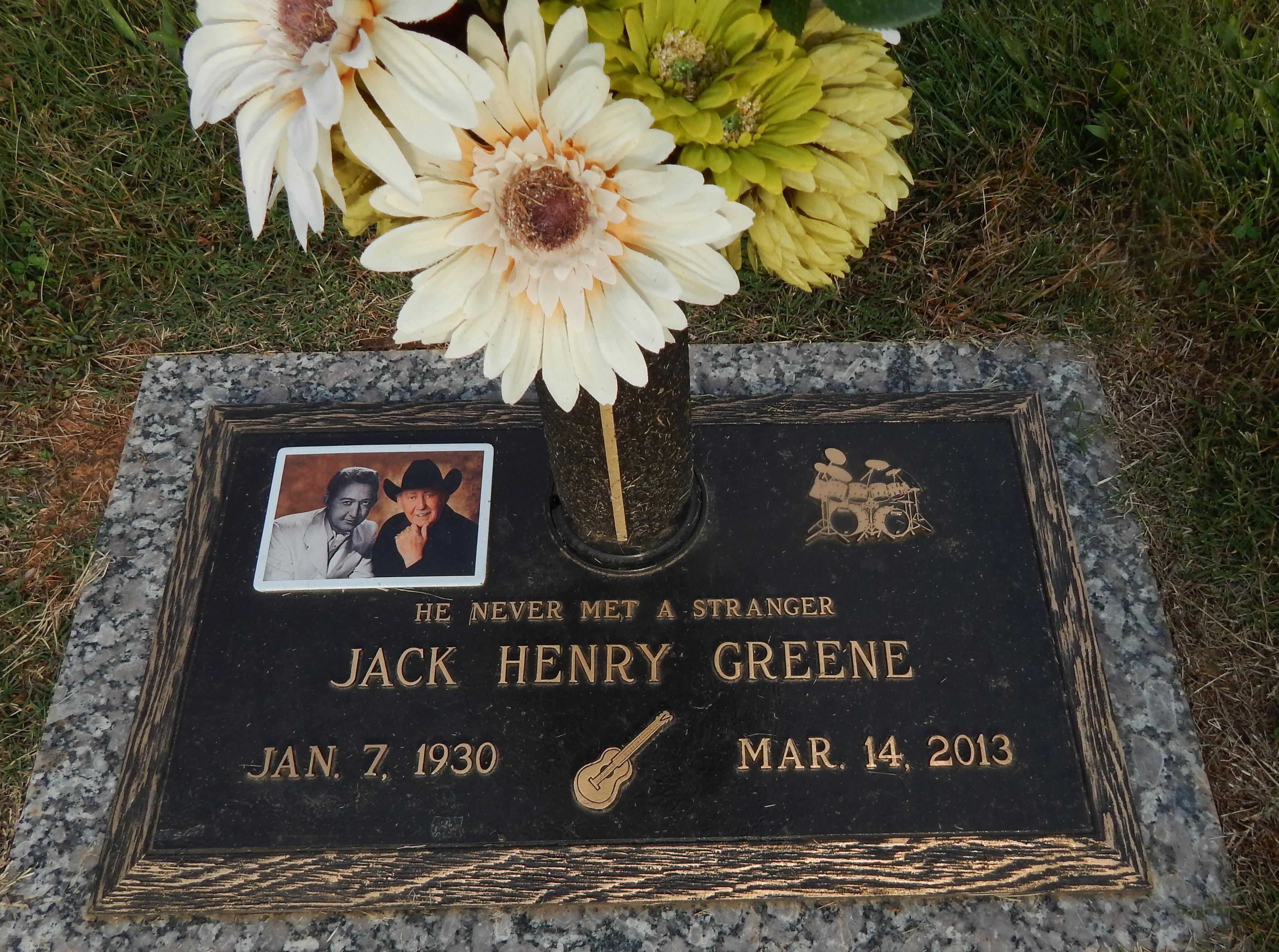 Jack Jolly Greene Giant Greene