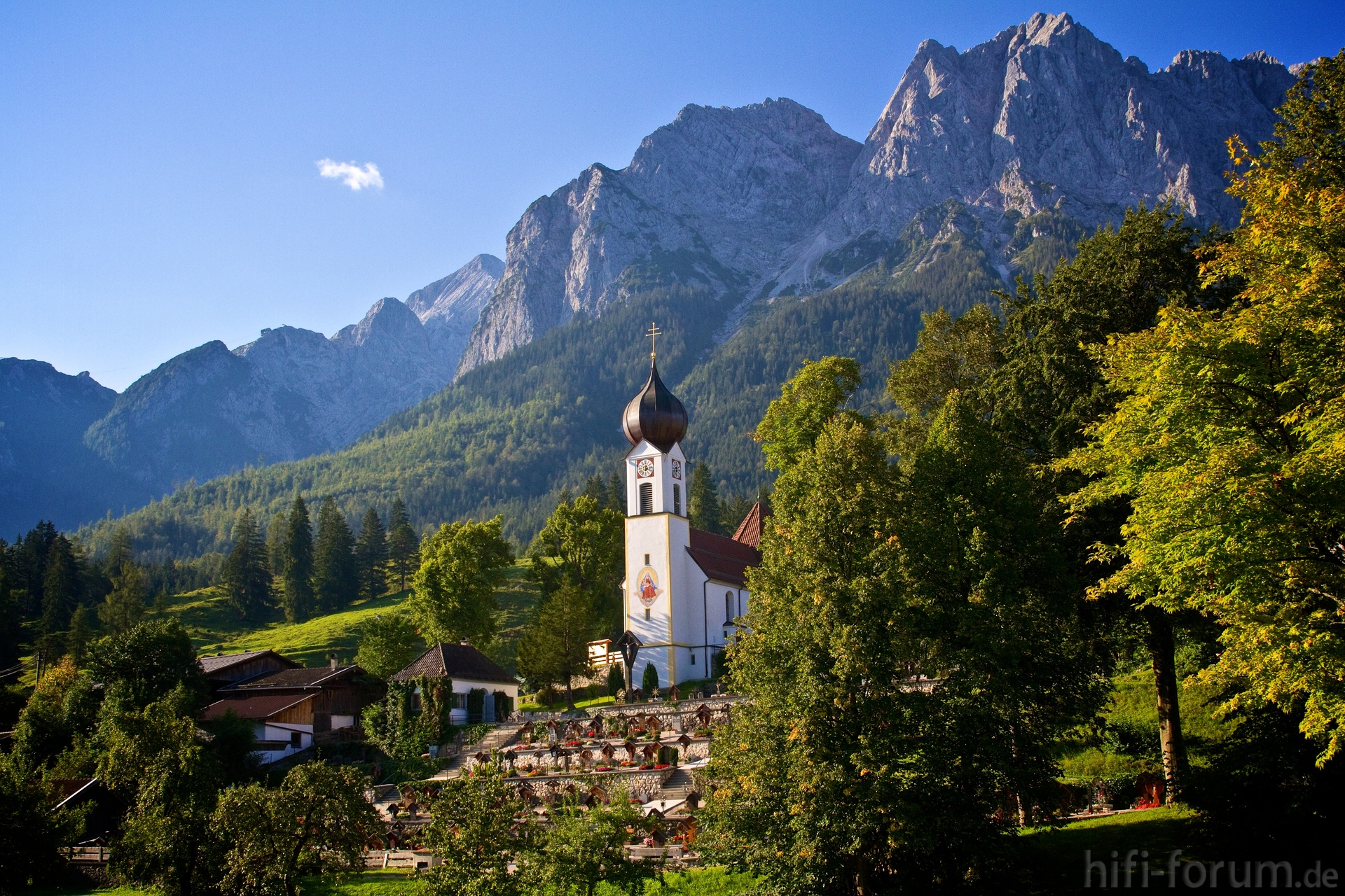 Garmisch zip code