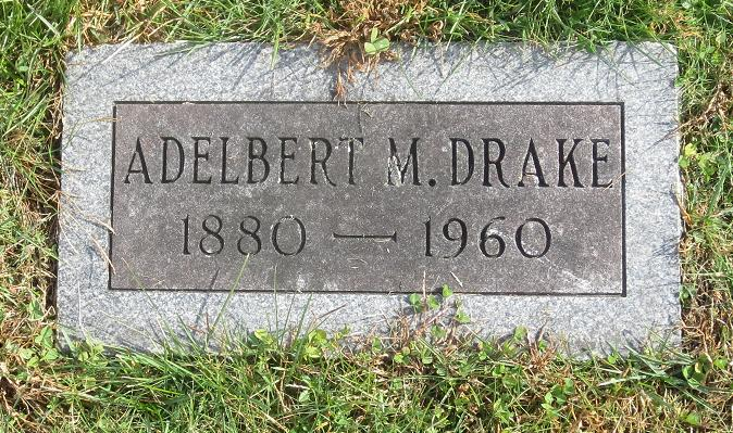Adelbert M Drake
