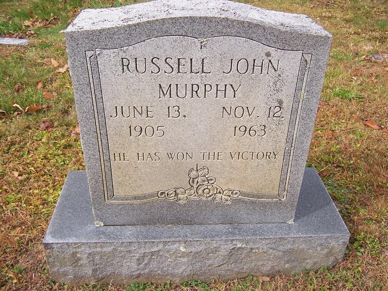 Russell John Murphy