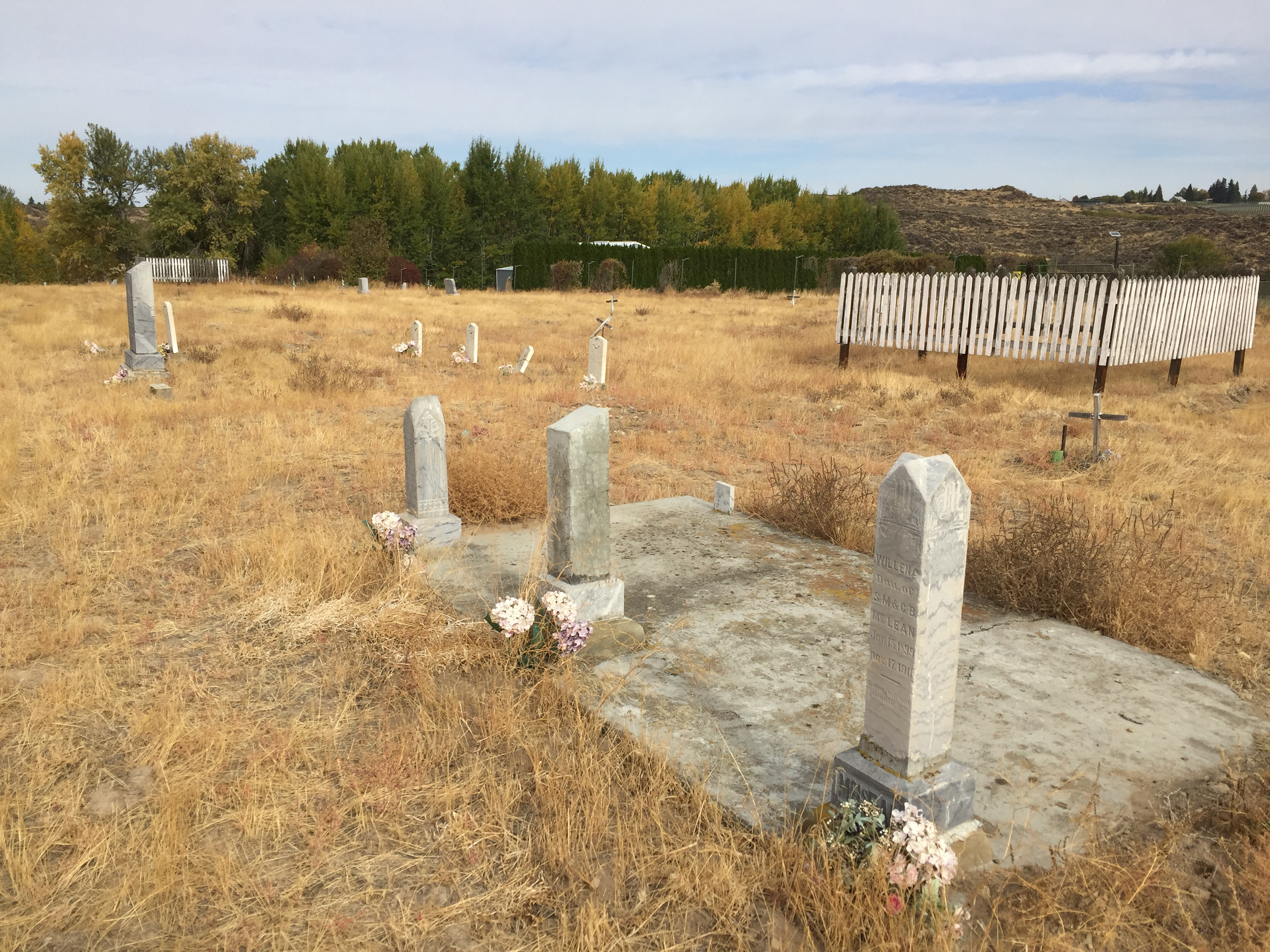 Cowiche Natchez Cemetery