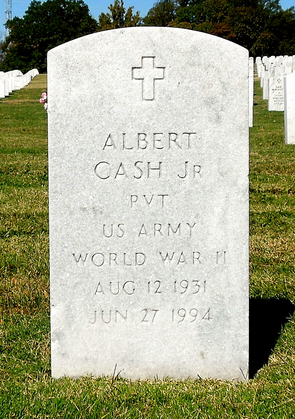 Albert Cash, Jr