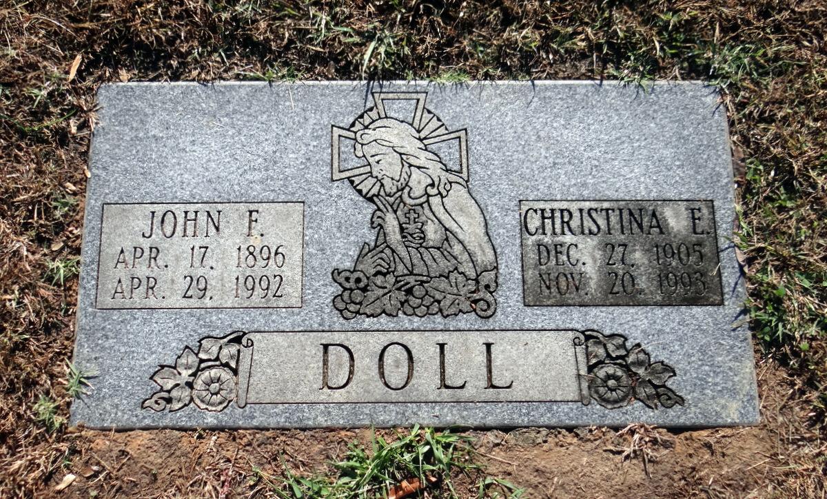 Christina Emma Christine <i>Stein</i> Doll