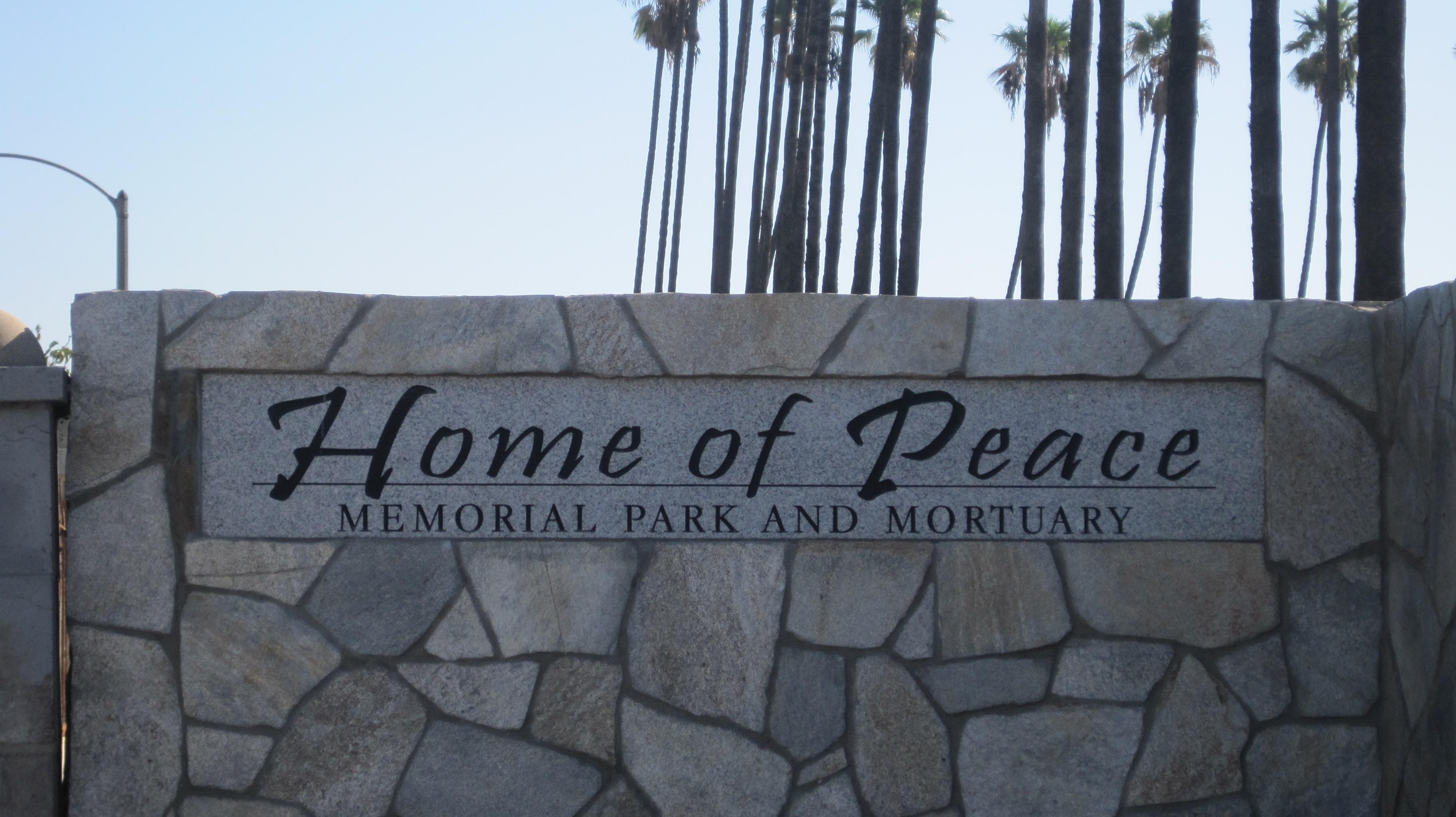 Home of Peace Memorial Park