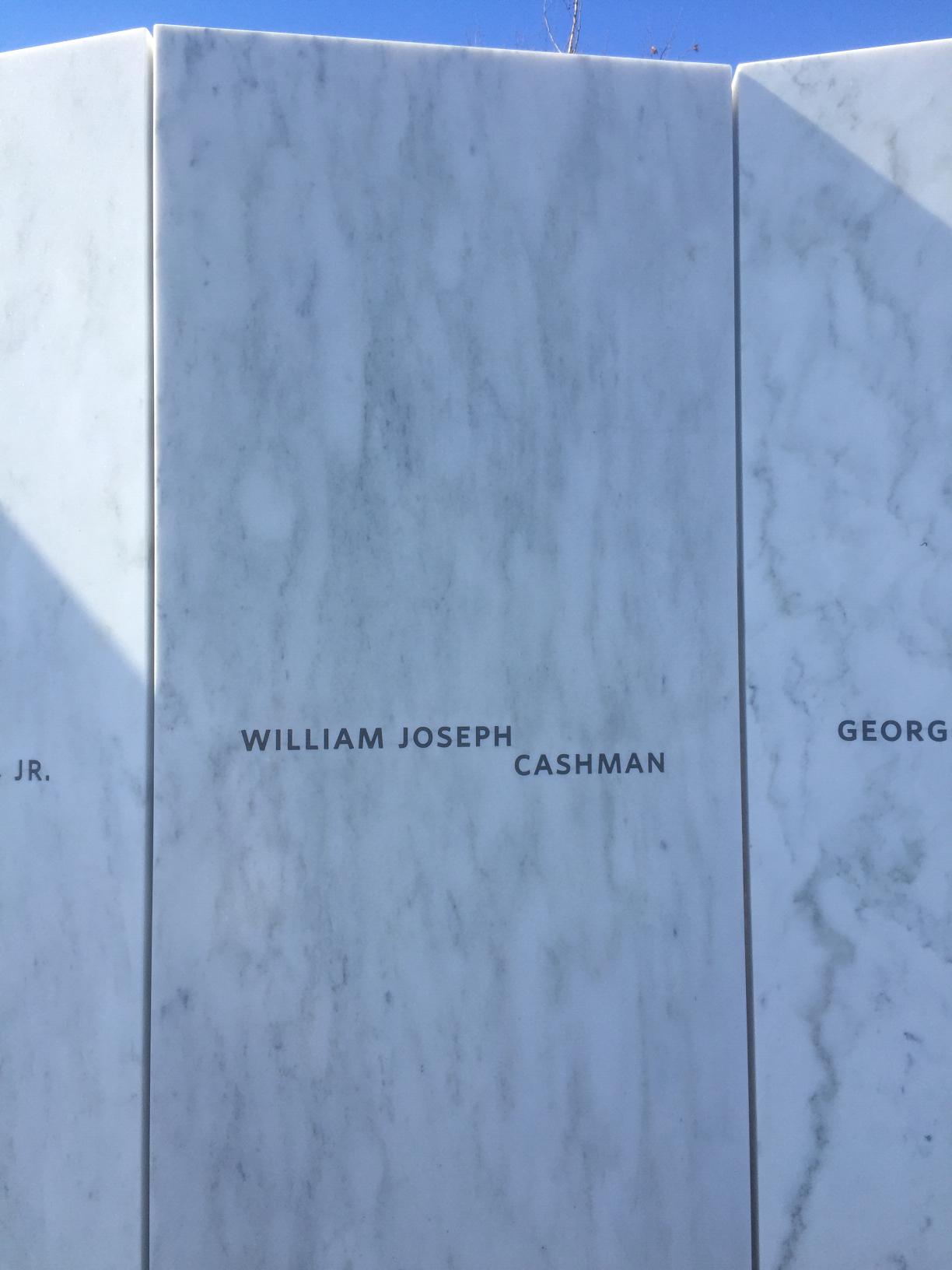 William Joseph Cashman