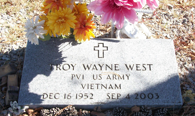 Troy Wayne West