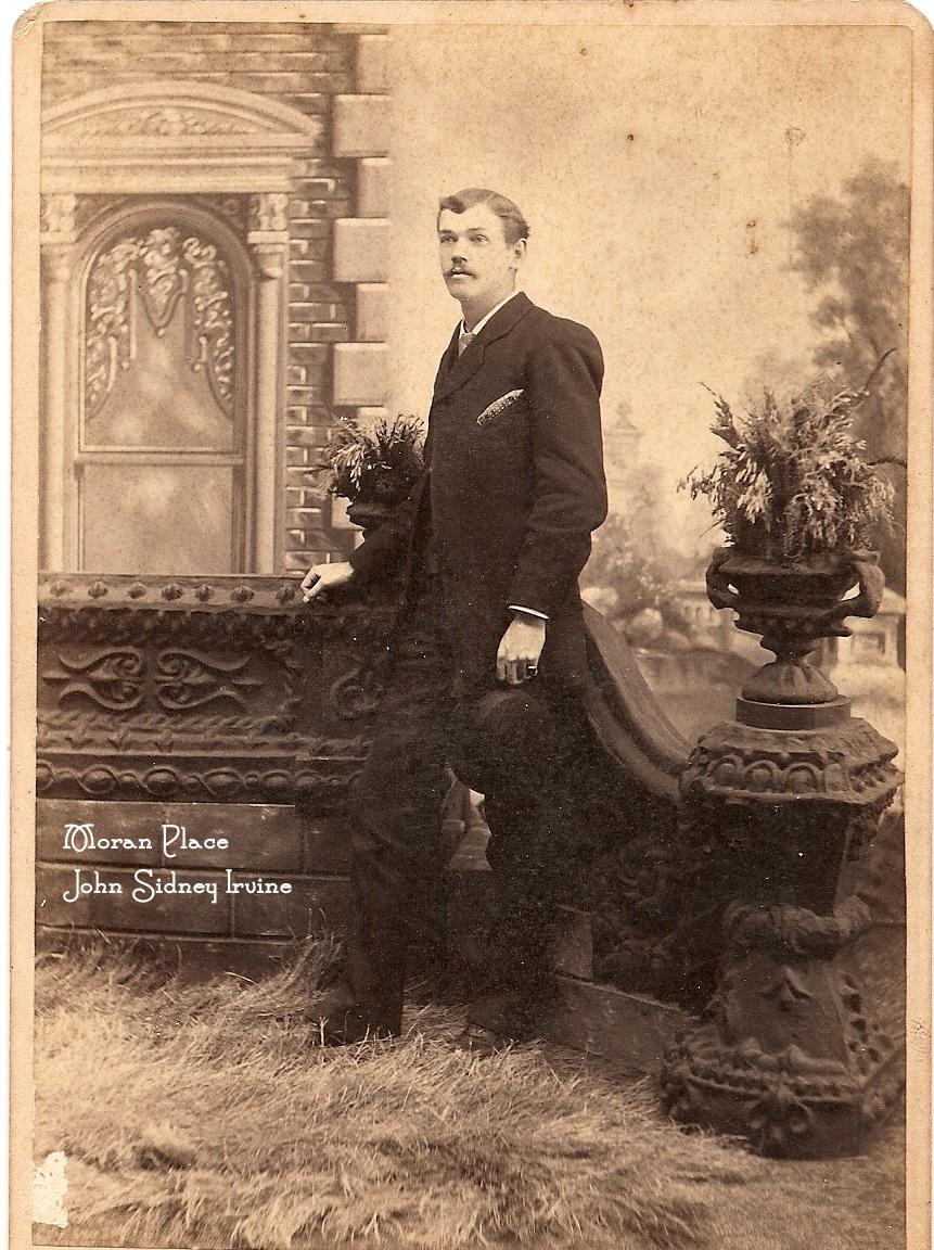 John Sidney Sid Irvine
