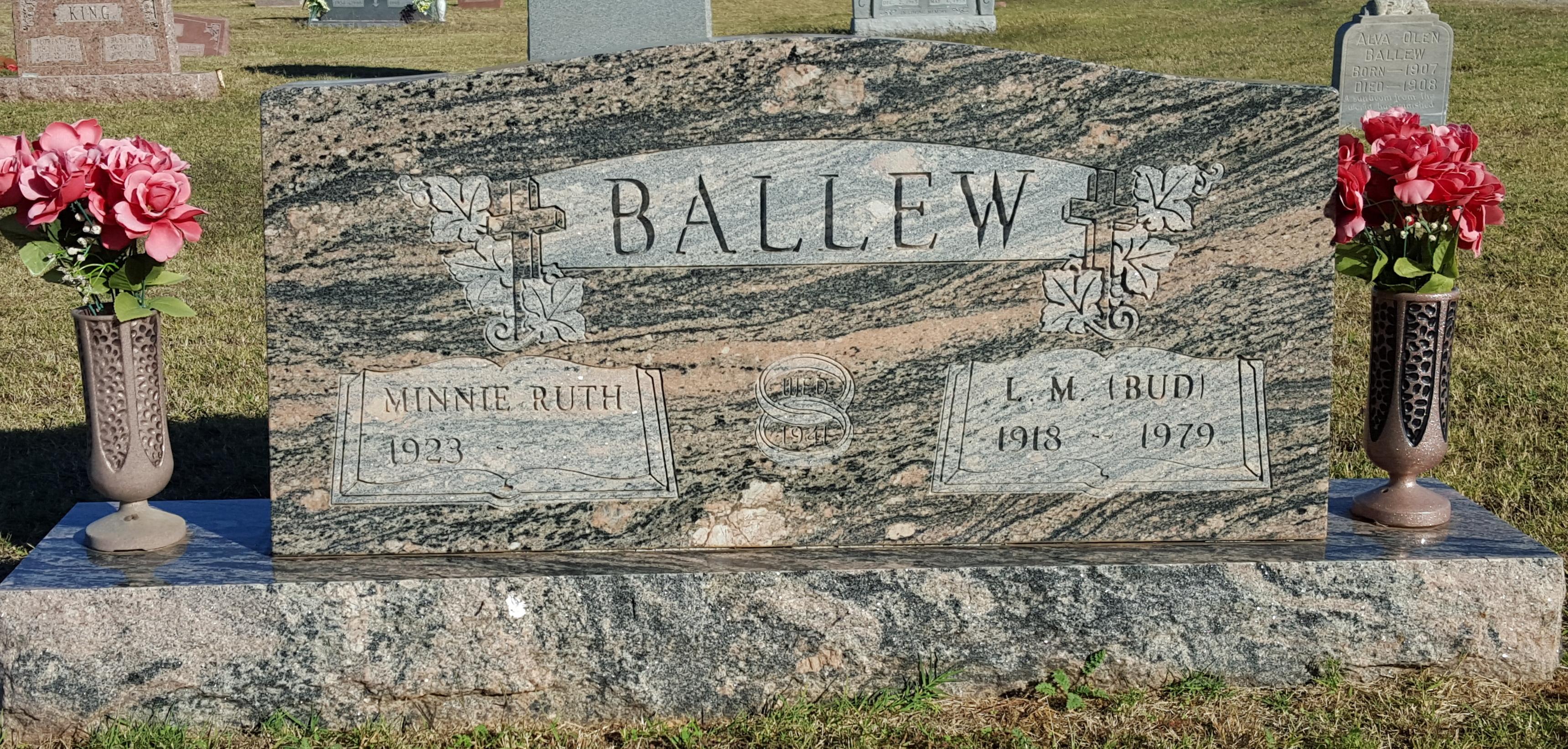 Minnie Ruth Ballew
