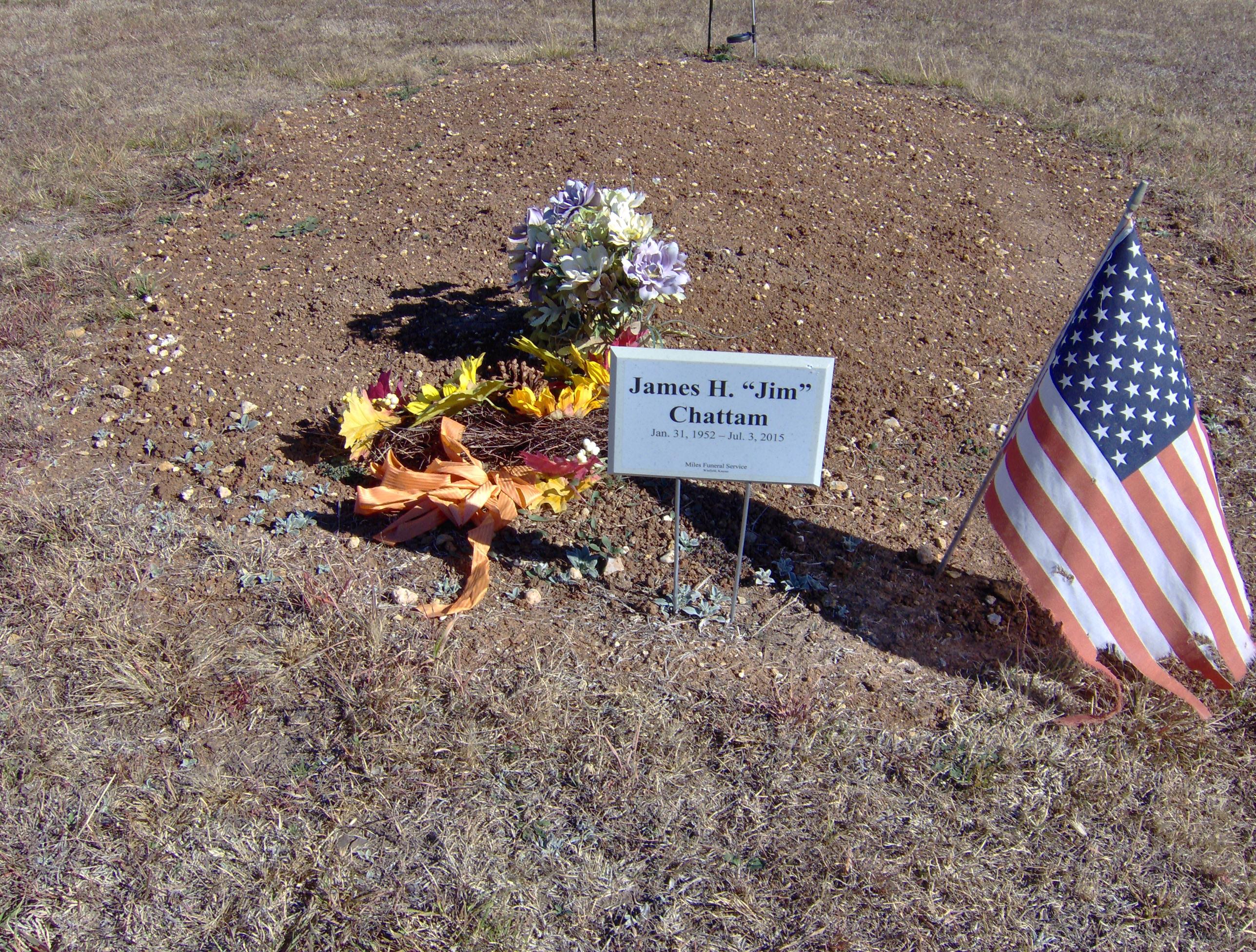 "James Howard ""Jim"" Chattam (1952-2015) - Find A Grave Memorial"