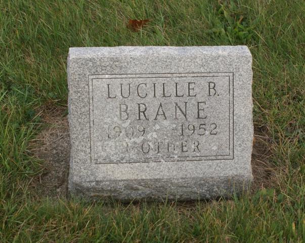 Bessie Lucille <i>Landis</i> Brane