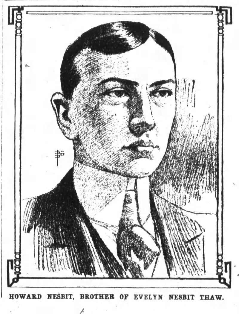 Howard Winfield Nesbit (1886-1928) - Find A Grave Memorial