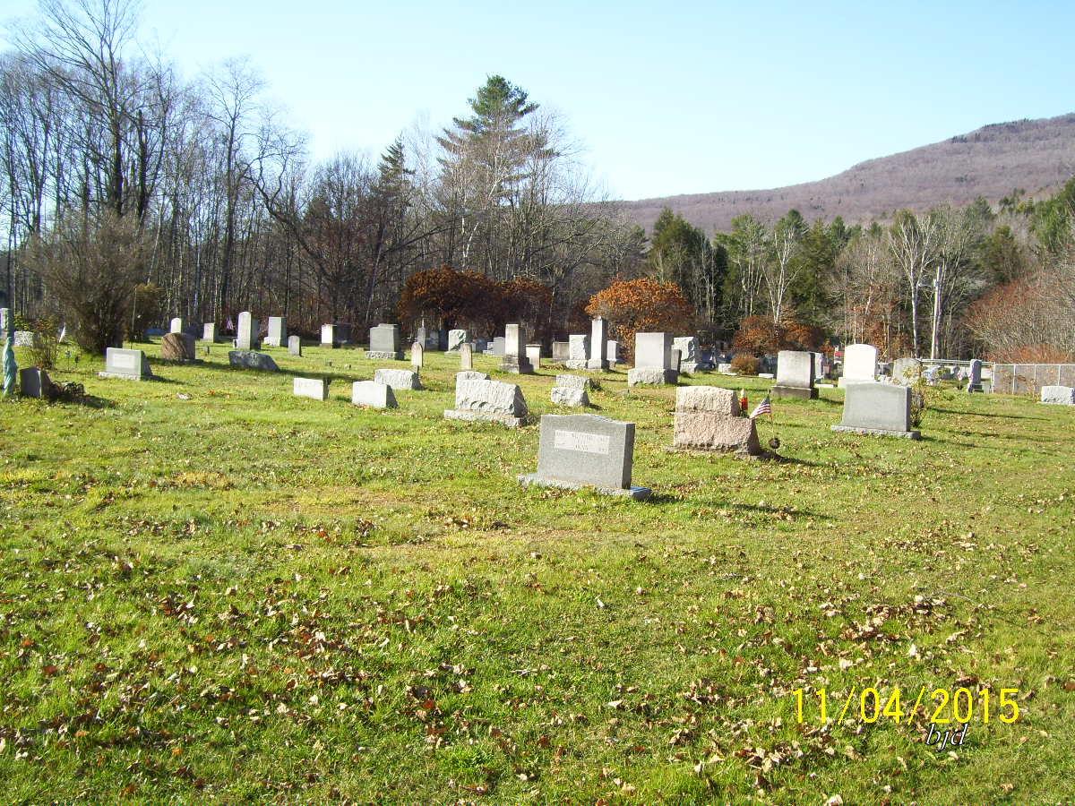 Belvidere Center Cemetery
