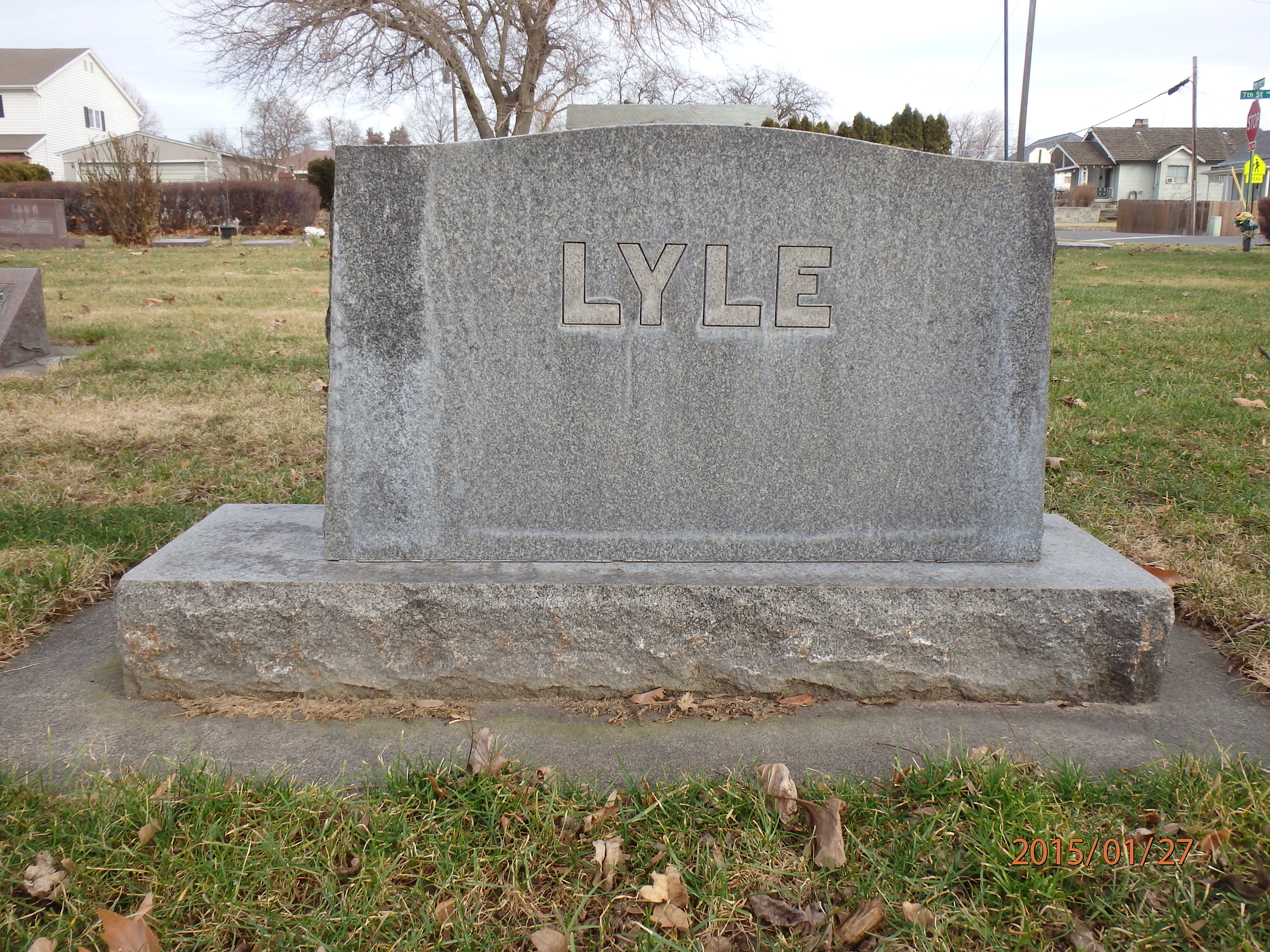 Carrie Ann <i>Parrish</i> Lyle