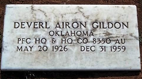 Deverl Airon Gildon