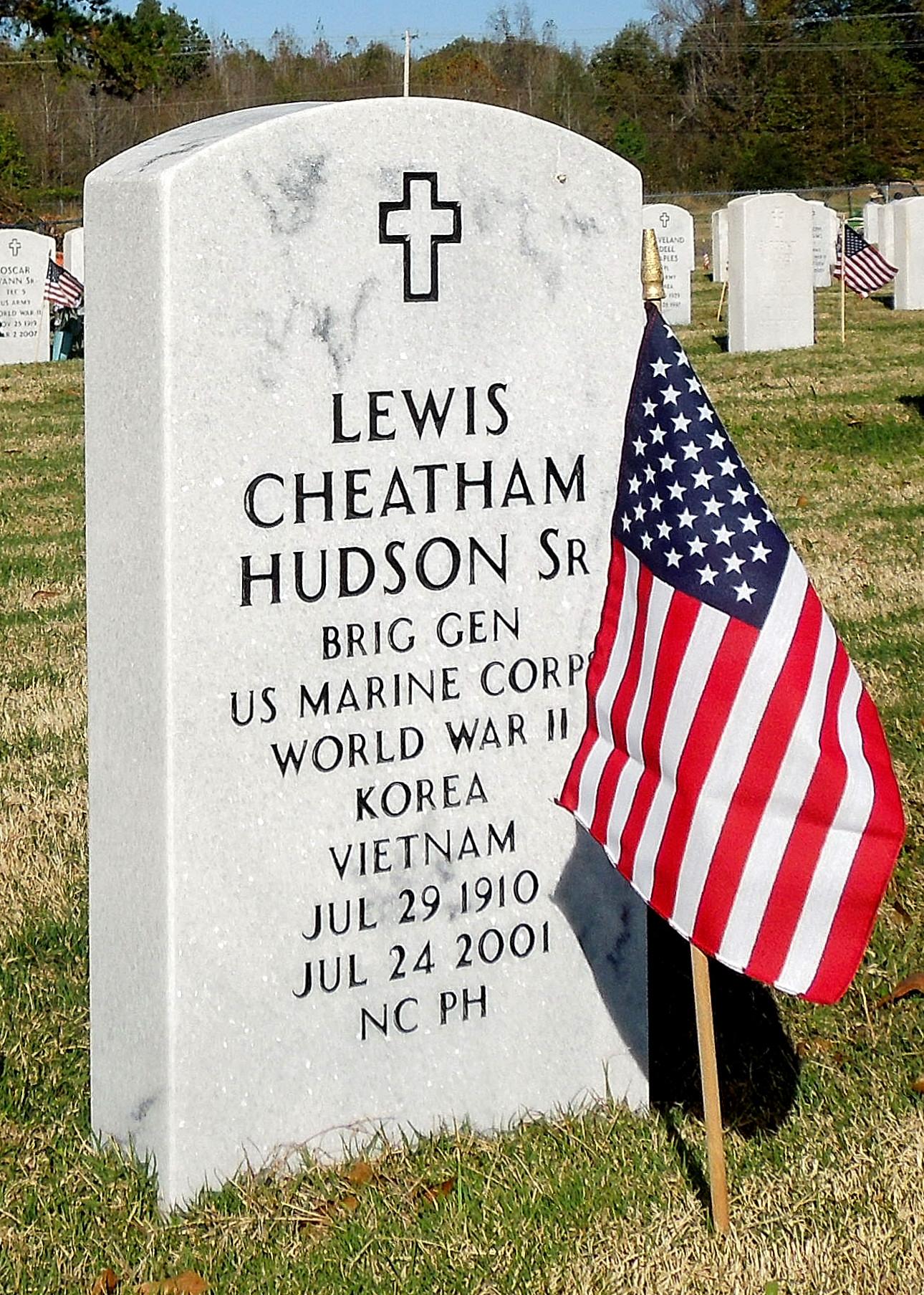 Lewis Cheatham Hudson, Sr