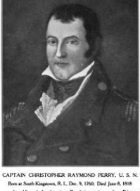 Capt Christopher Raymond Perry