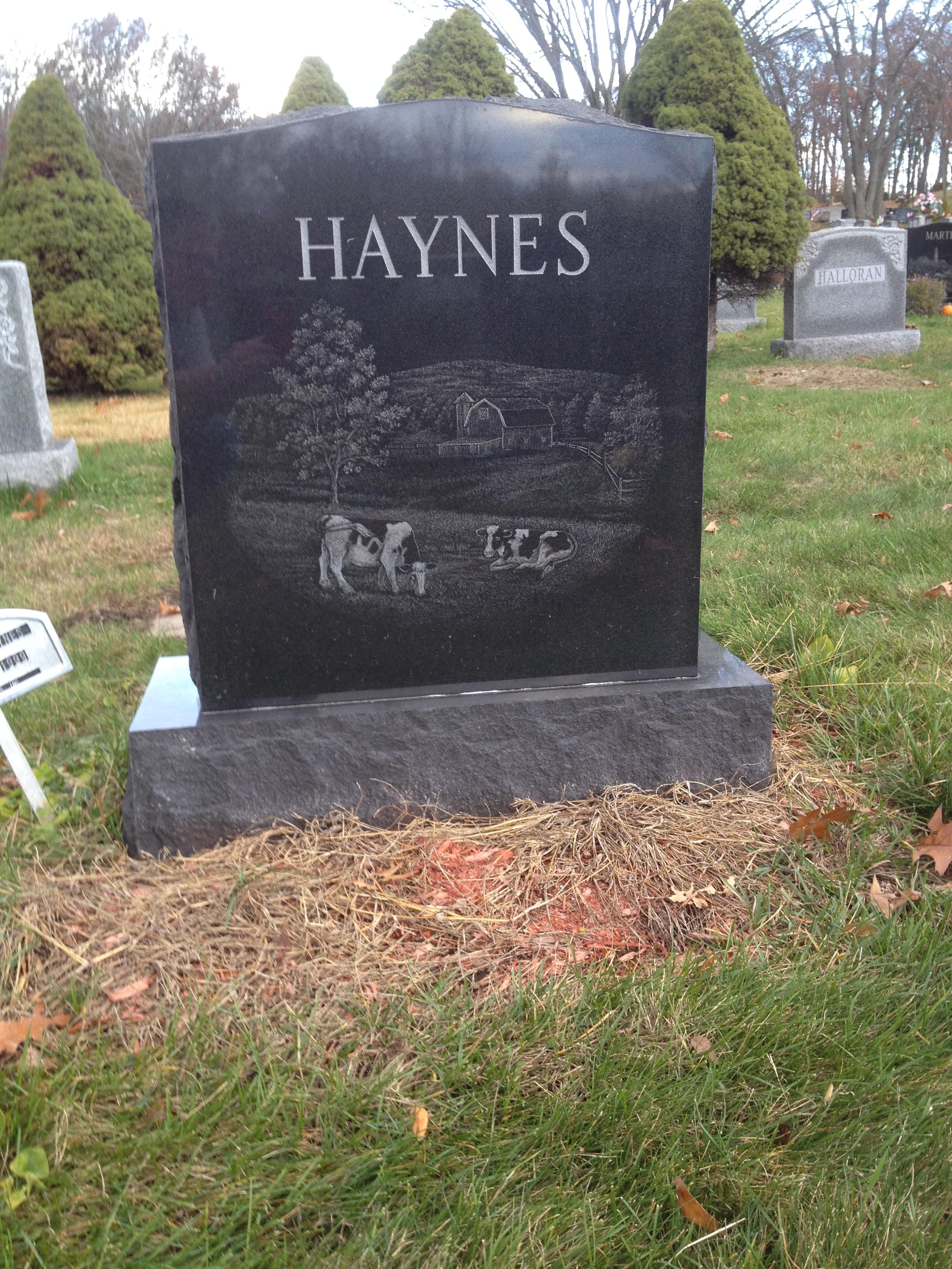 Lucille M <i>Lagasse</i> Haynes