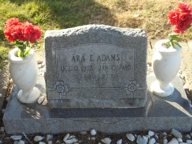Ara E. Adams