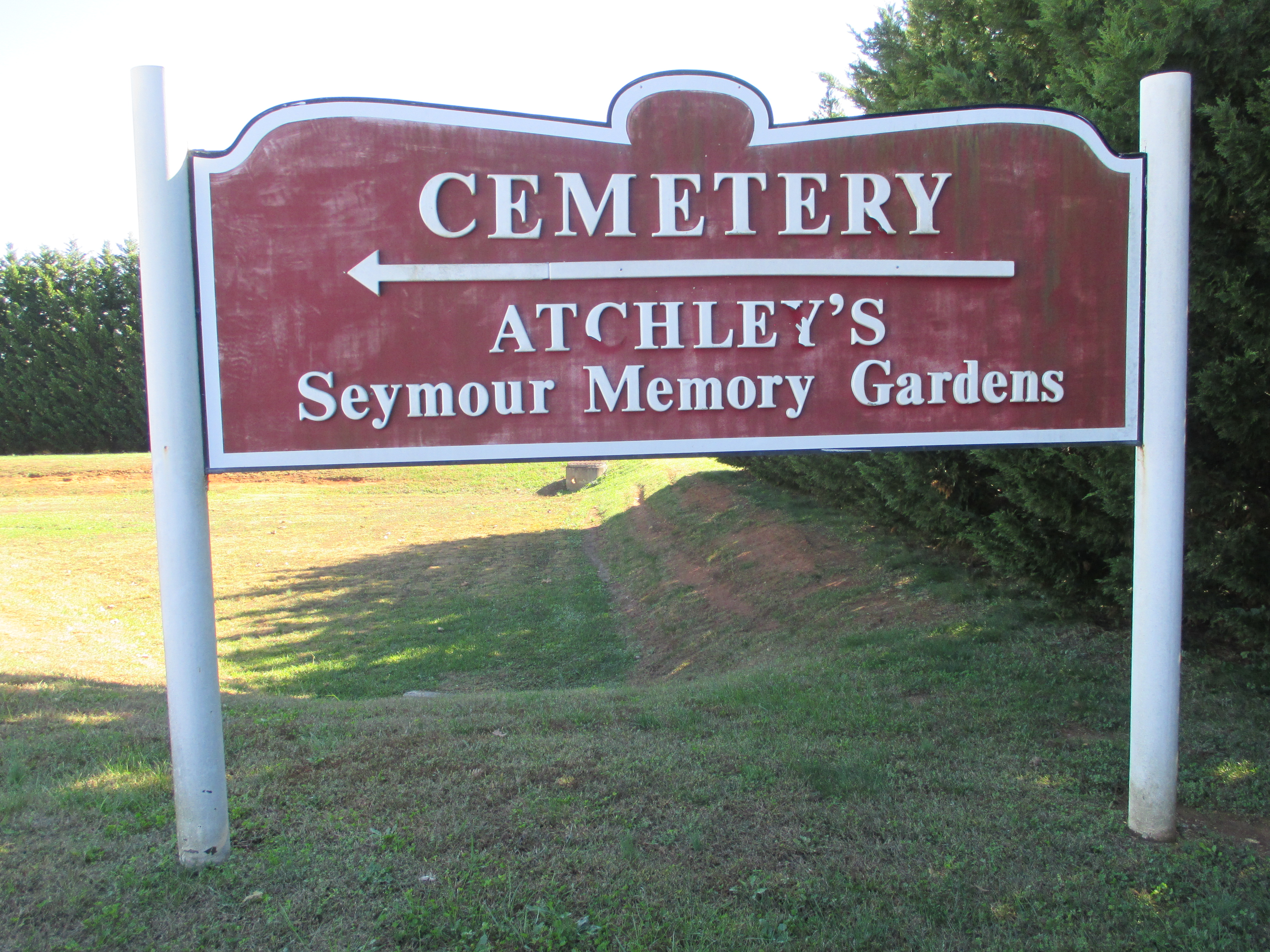 Atchley Seymour Memory Gardens in Seymour Tennessee Find A