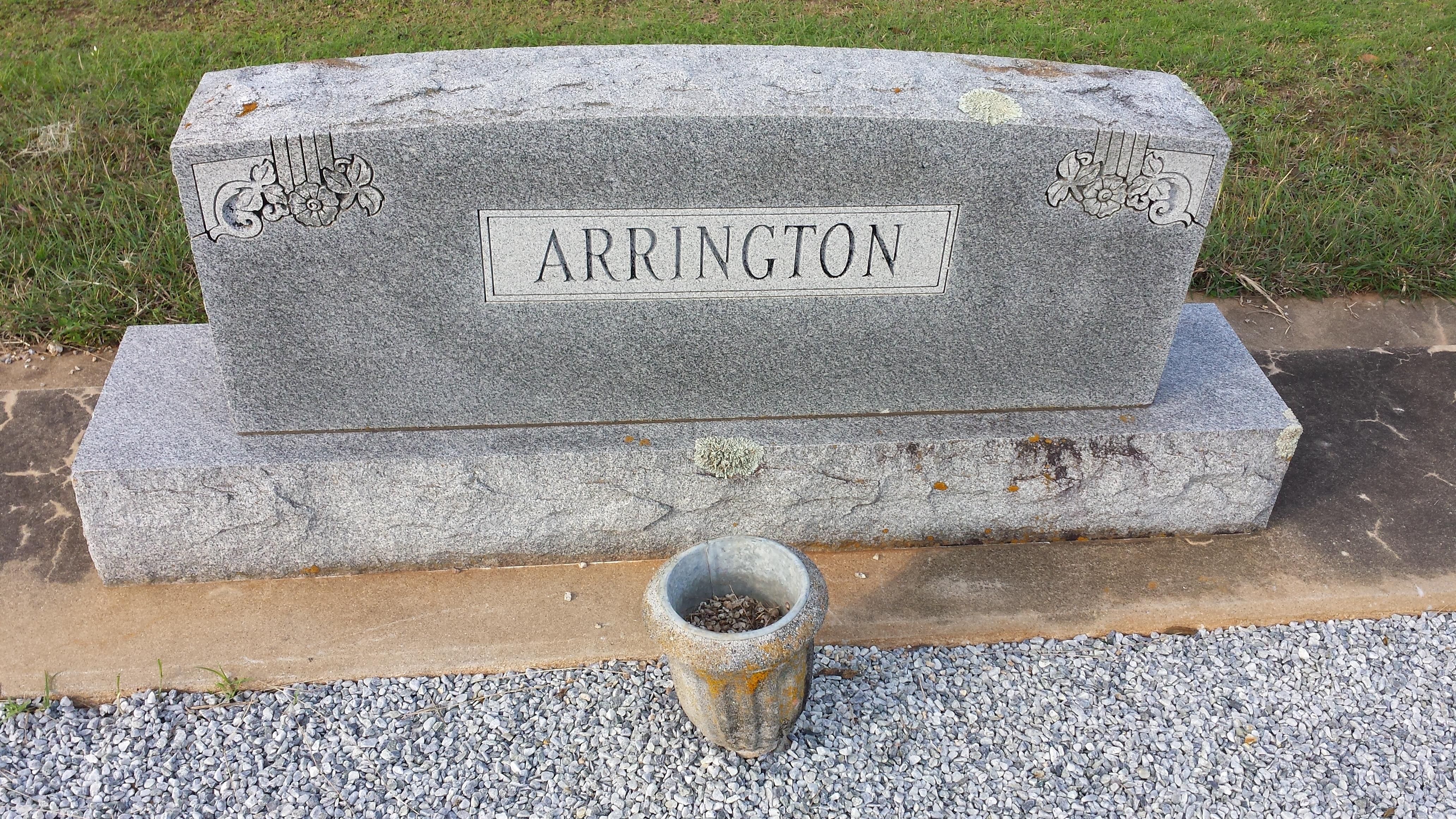 Nelda B <i>Wilhite</i> Arrington