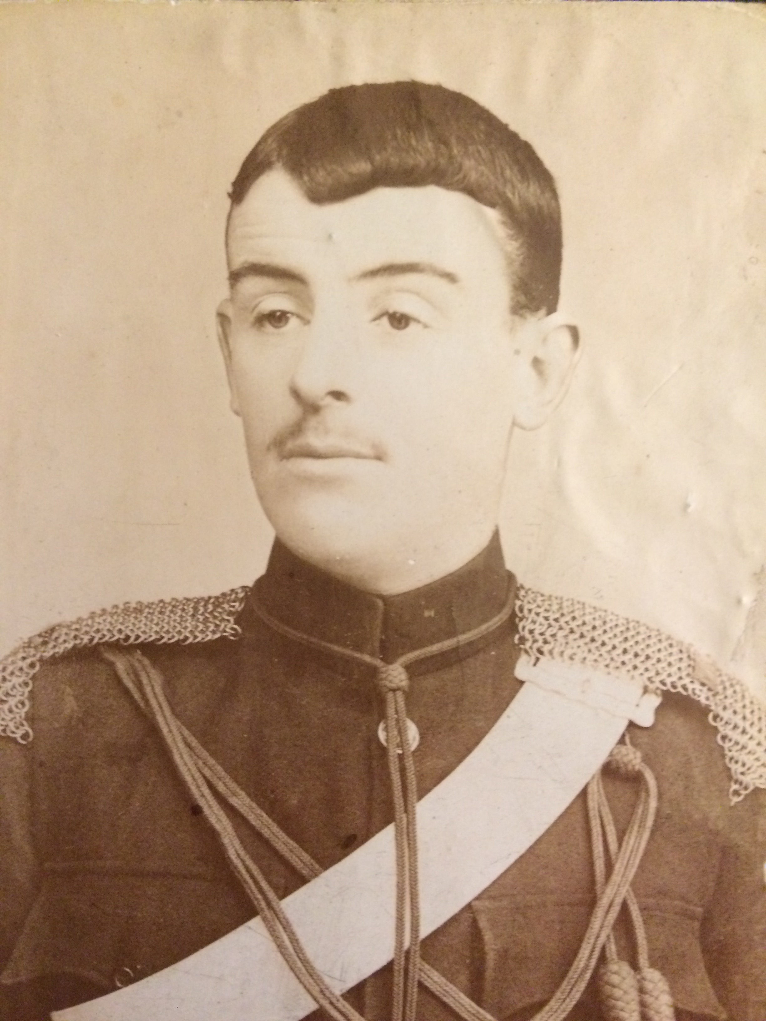 Lance Corporal William Bullen
