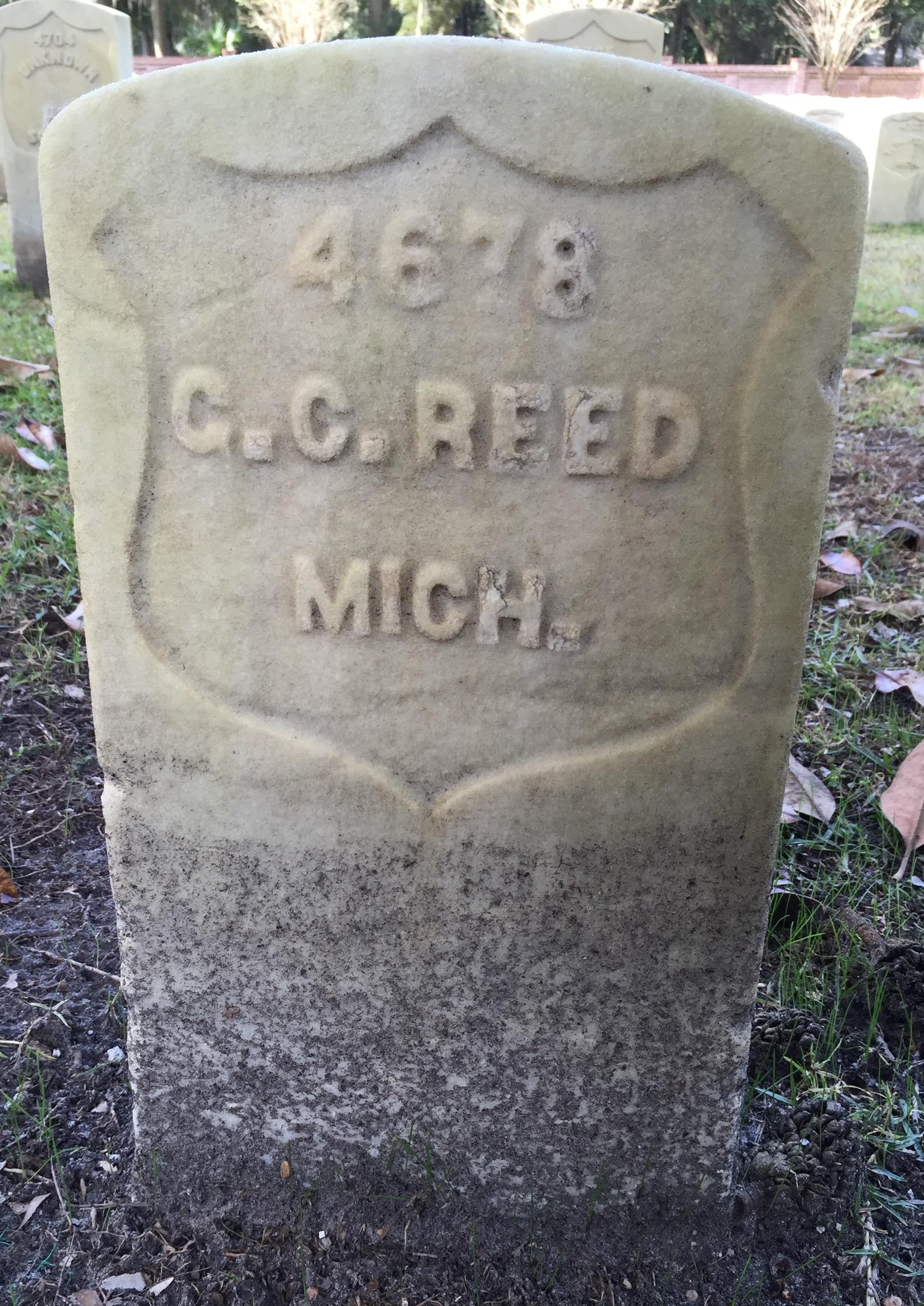 George C Reed