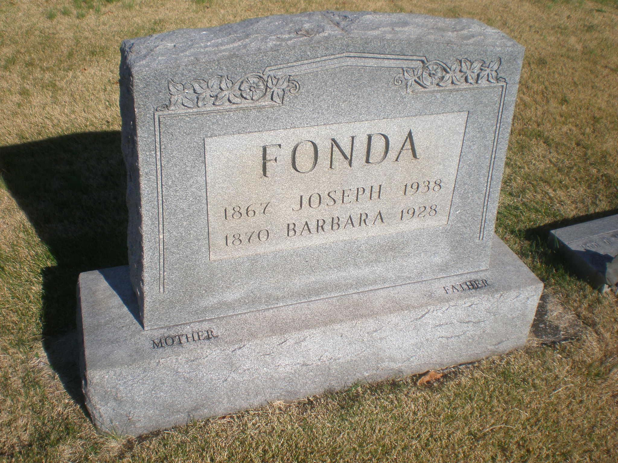 Barbara Fonda