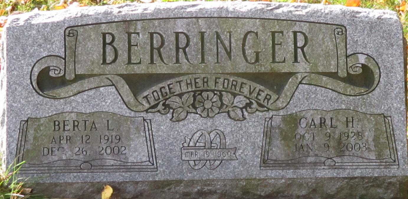 Berta L. <i>Yochum</i> Berringer