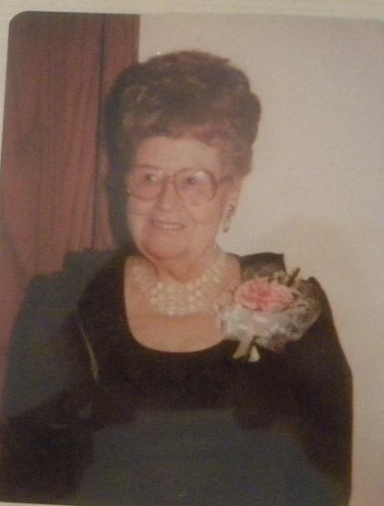 Bertha Mae <i>Deuel</i> Bemis