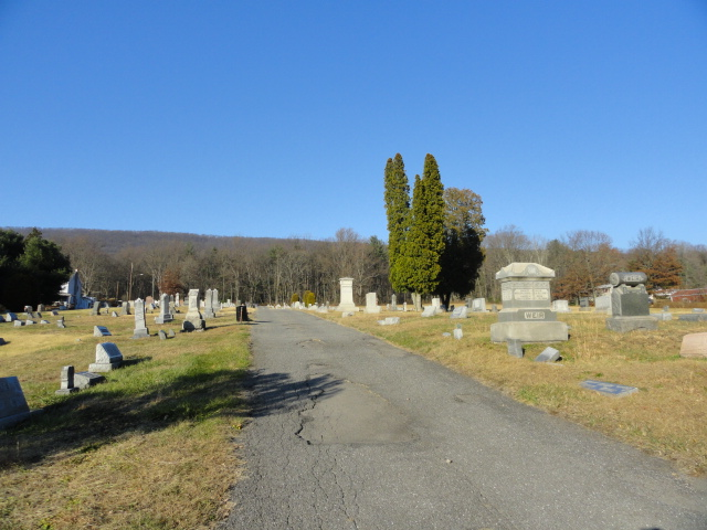 Methodist Episcopal Cemetery
