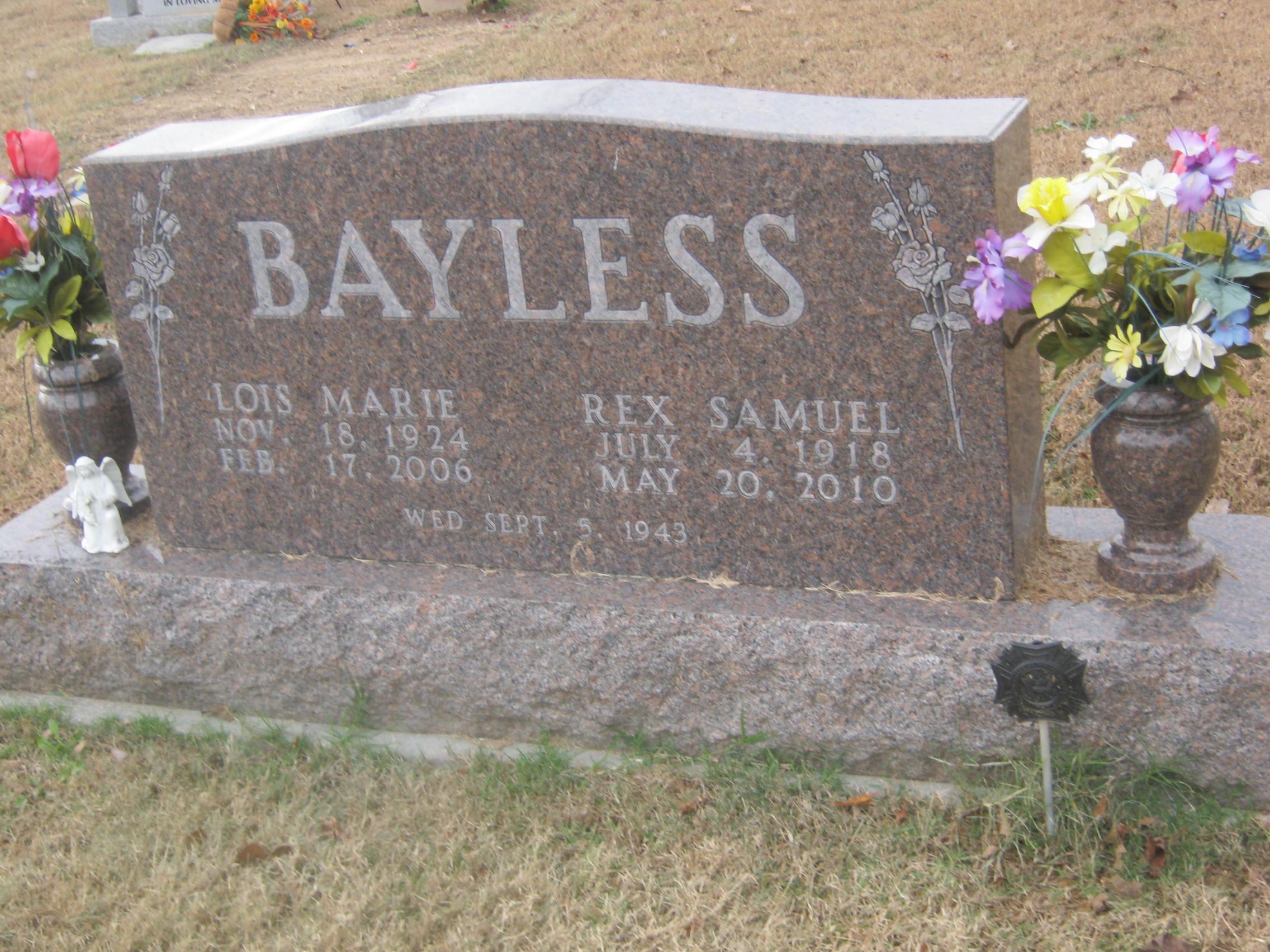 Lois Bayless