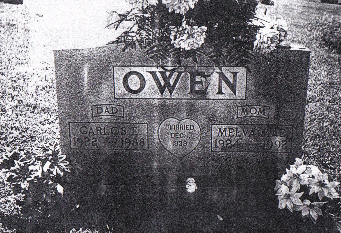 Melva Mae <i>Starling</i> Owen