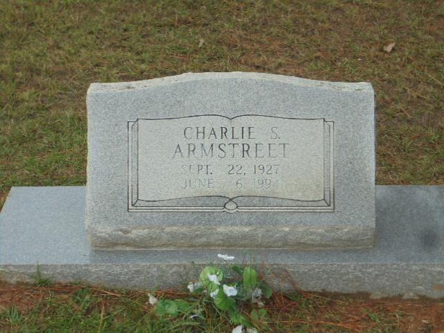 Charlie S Armstreet
