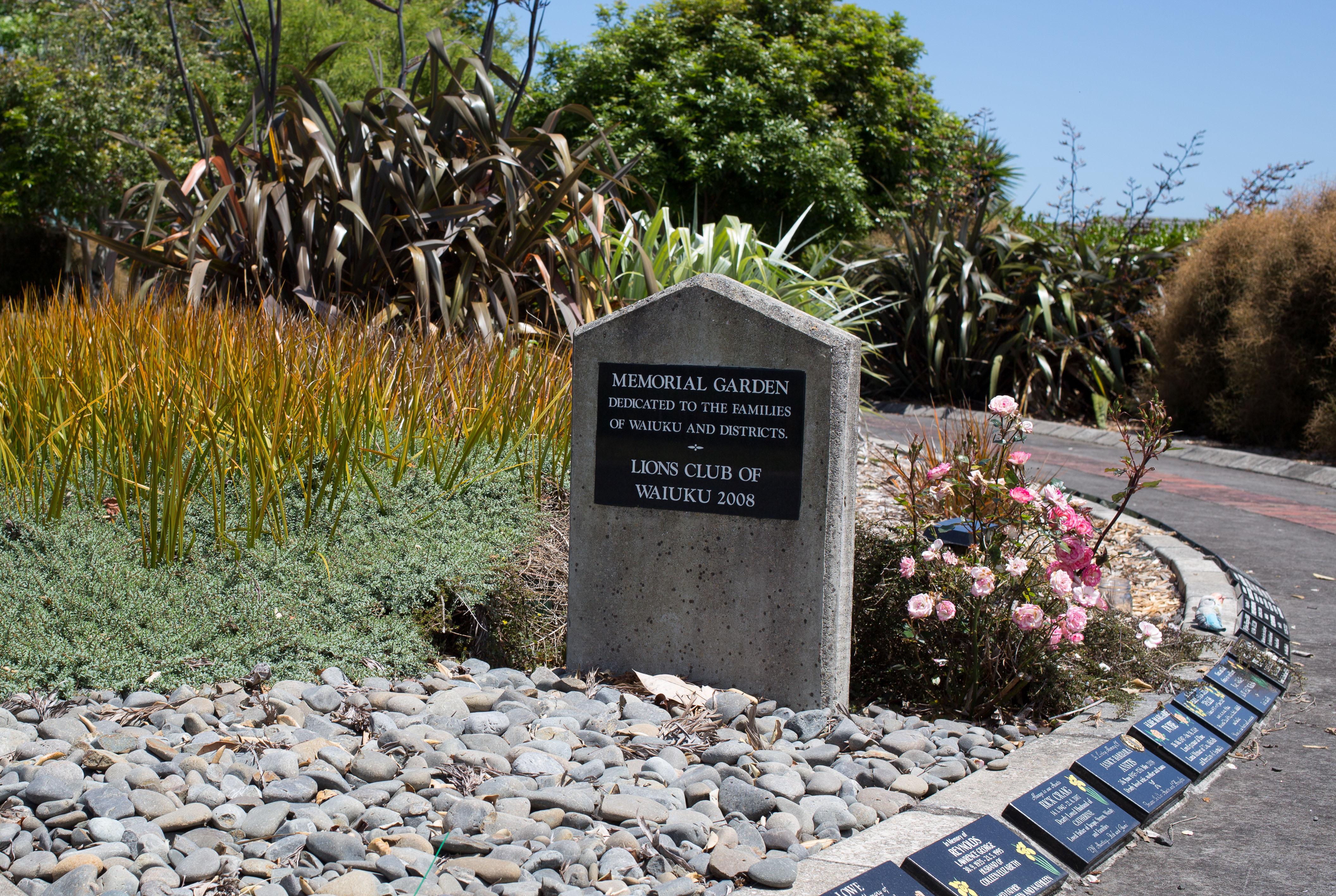 Waiuku Cemetery