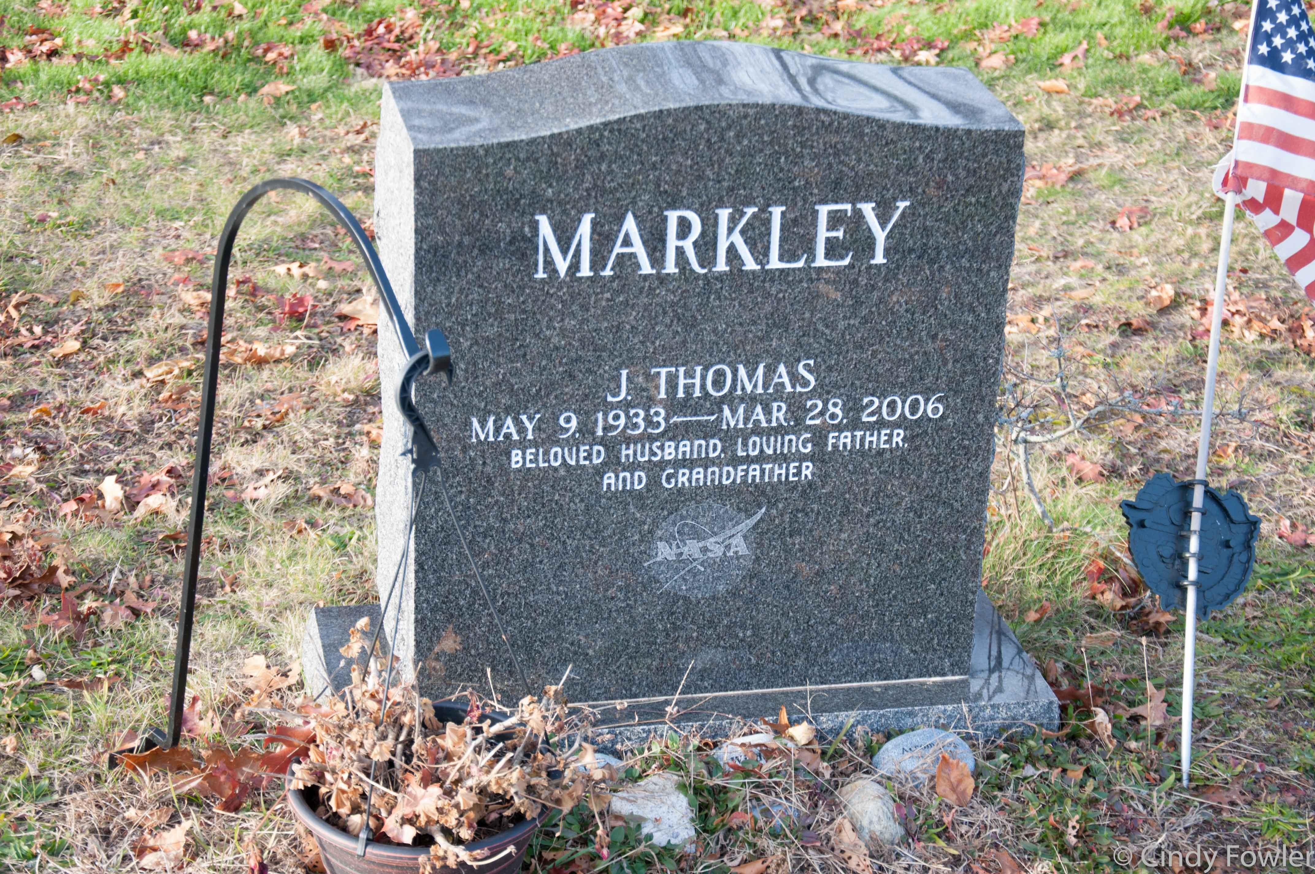 J. Thomas Markley