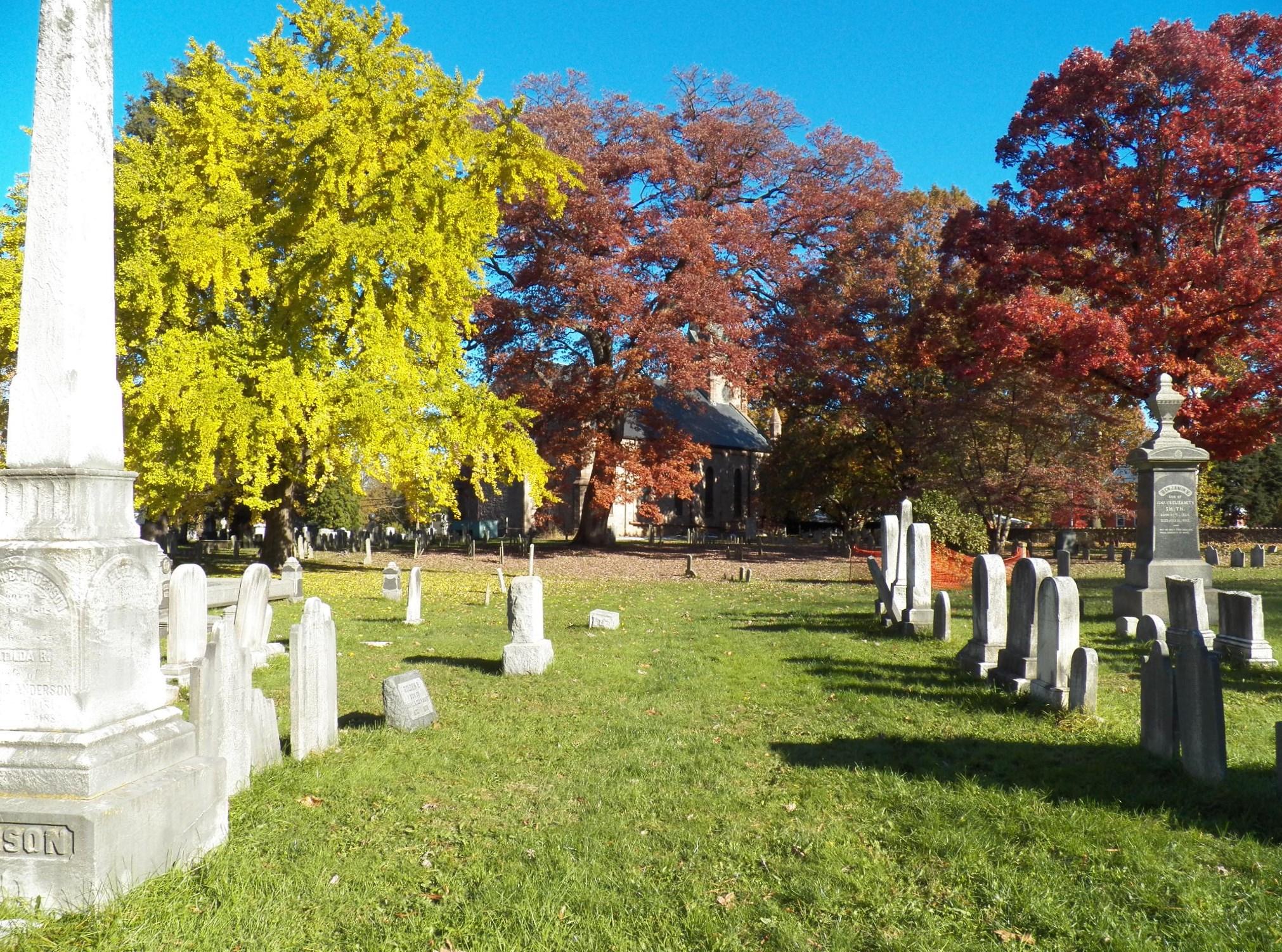 First Presbyterian Church of Ewing Cemetery