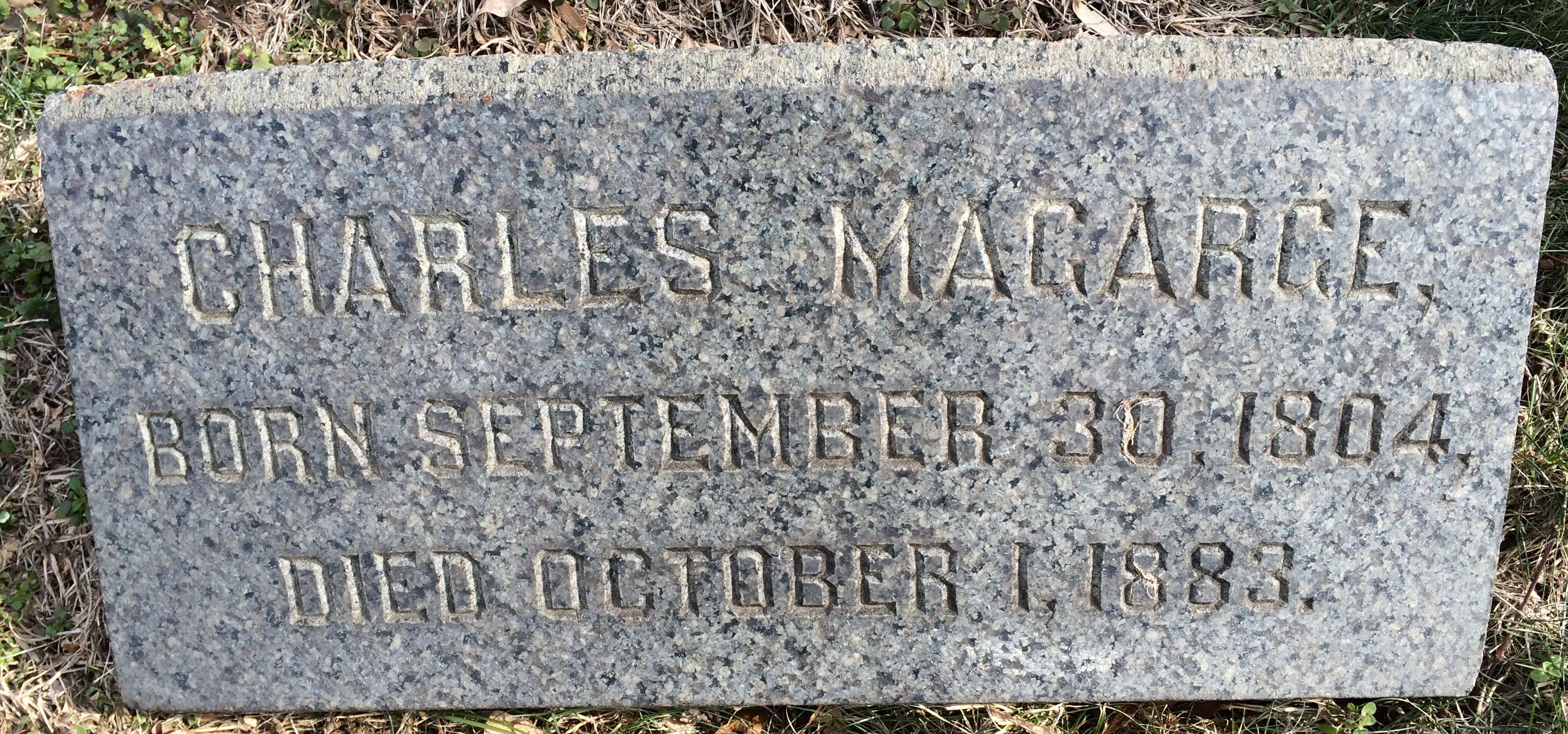 Charles Magarge