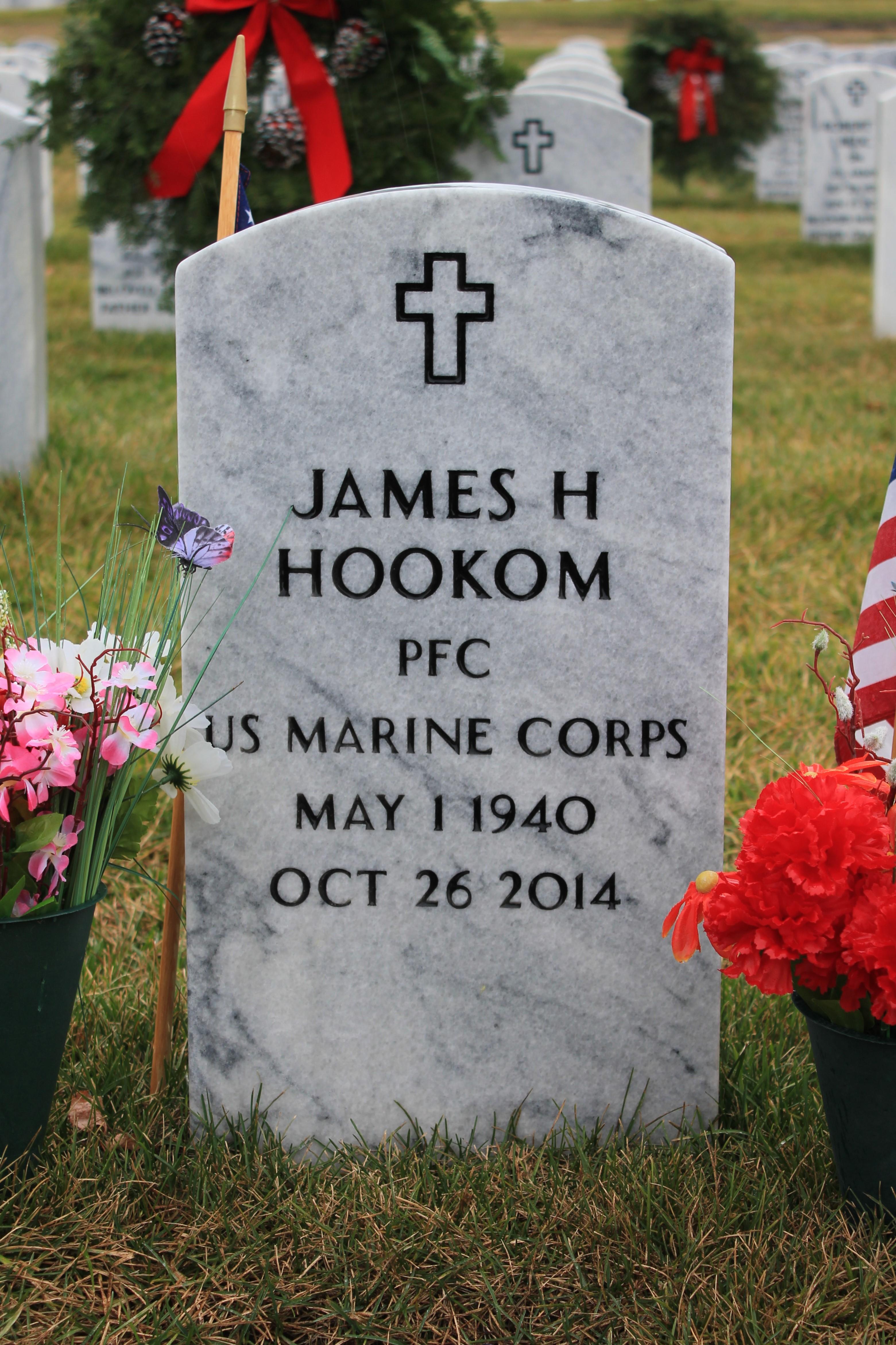 James Herbert Jim Hookom