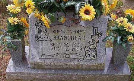 Ruby 'Carolyn' <i>Harney</i> Brancheau